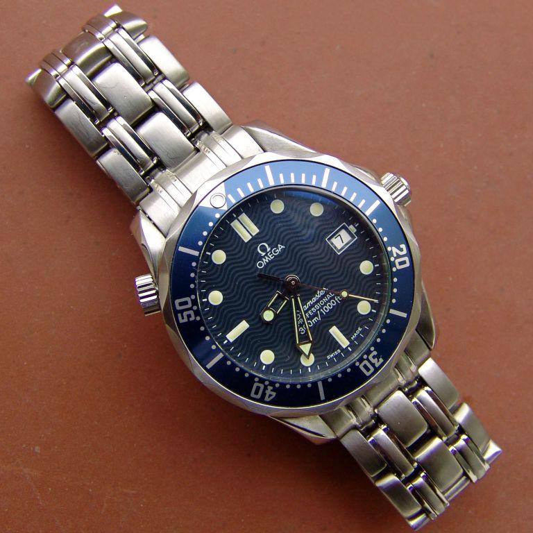 0397219c63f Omega Seamaster 300 Falso